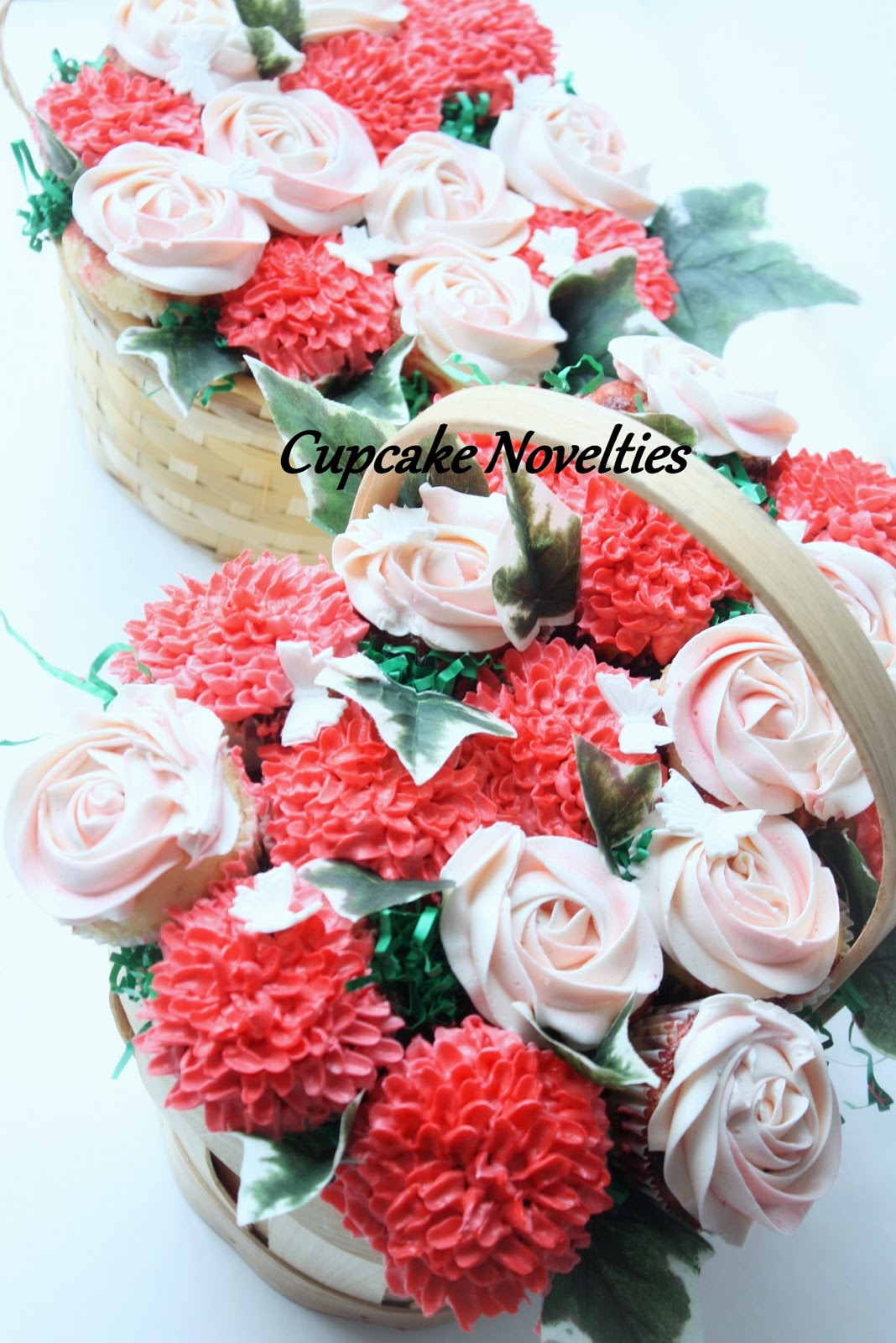 Cupcake novelties cakes cupcakes wedding cakes cake pops cupcake bouquets roses mums flower delivery in northern virginia fairfax ashburn sterling reston herndon chantilly izmirmasajfo Choice Image