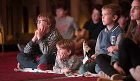 Opera for All - Margate screening - photo Sim Canetty-Clarke