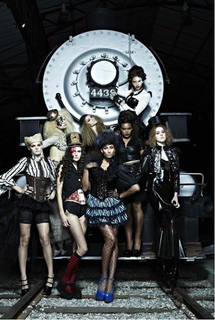 steampunk mask lace mask fashion clothing women women's dieselpunk cyberpunk