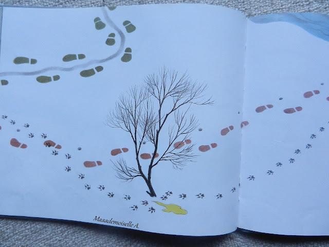 Devine qui fait quoi - Une promnade invisible (Présentation & Avis)(Chut, les enfants lisent #13)