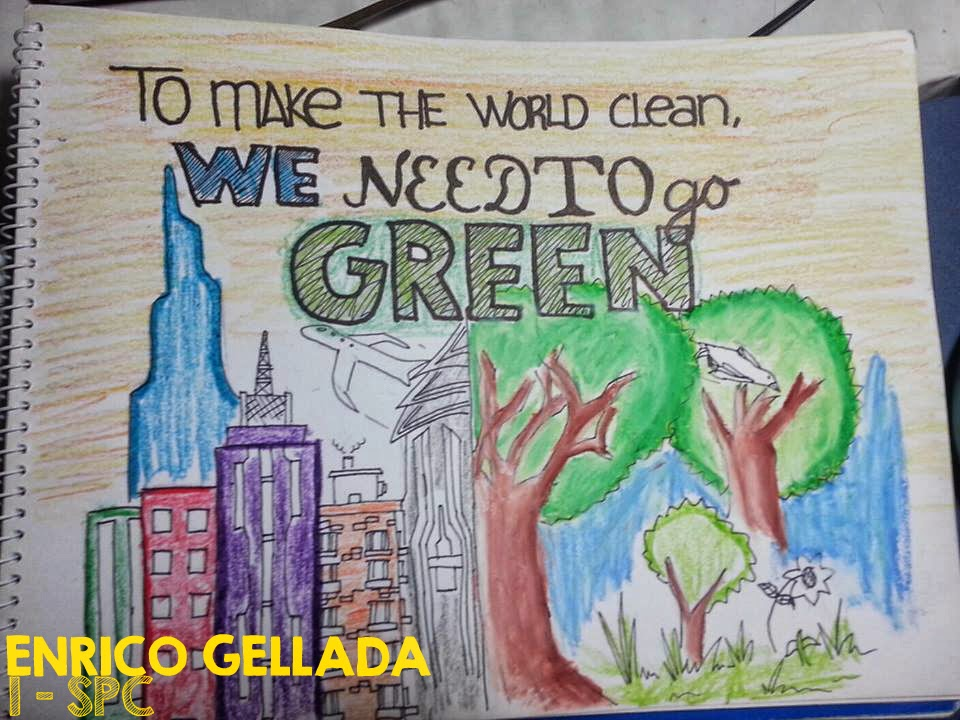 CLE Journal 1 Environmental Poster