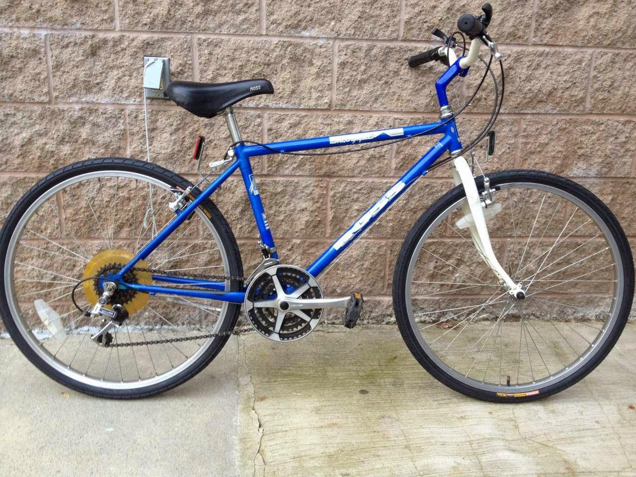 Bike Boom refurbished bikes: Ross Mt  Olympus Mountain bike