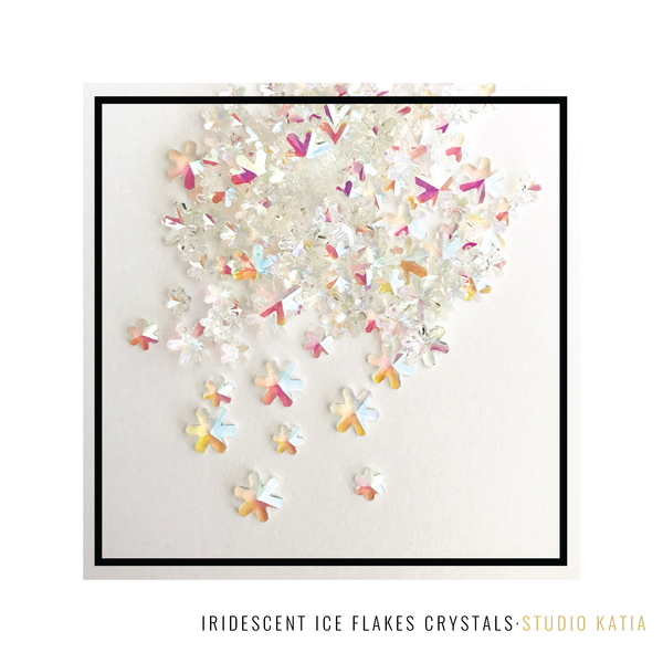 Iridescent Flakes