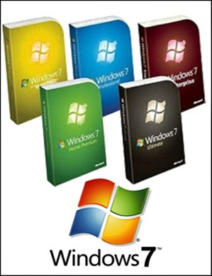 Download Windows 7 TODAS AS VERSÕES 32/64 Bits