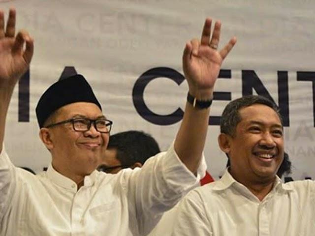 Quick Count Pilwalkot Bandung 2018, Oded-Yana Unggul
