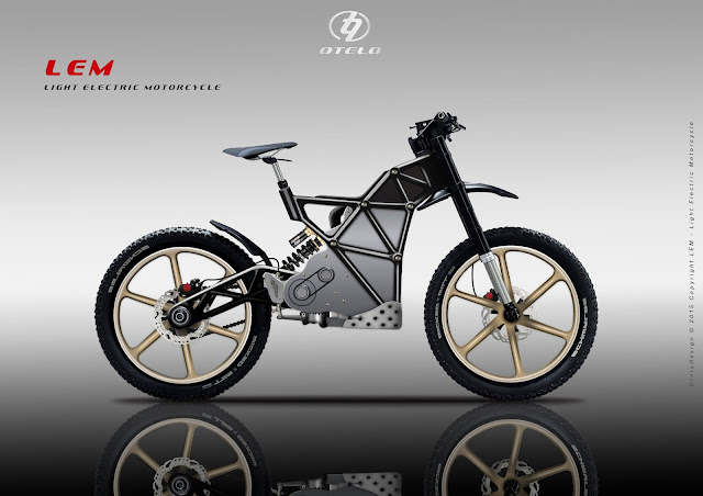 Ah Battery Motorcycle