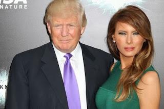 Ο Trump εύχεται στη Melania και το twitter παίρνει φωτιά αλλά όχι για το προφανές