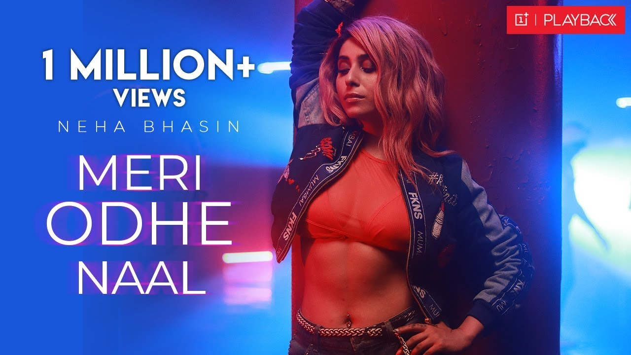 Meri Odhe Naal Song Lyrics - Neha Bhasin - OnePlus Playback S01