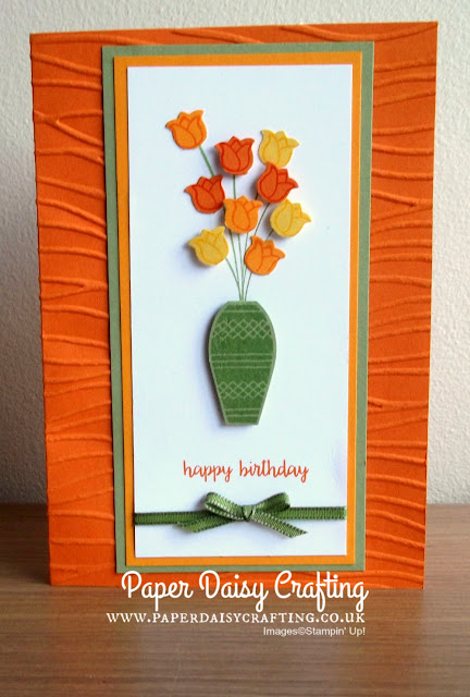 Varied Vases by Stampin' Up!
