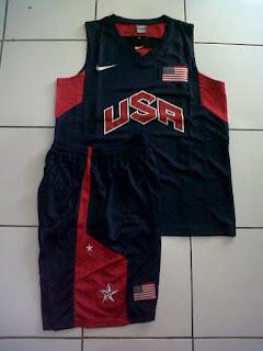 Jual Jersey Basket USA Navy di toko jersey jogja sumacomp, murah berkualitas