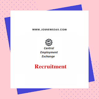 Central Employment Exchange Recruitment 2019 for Laboratory Assistant post
