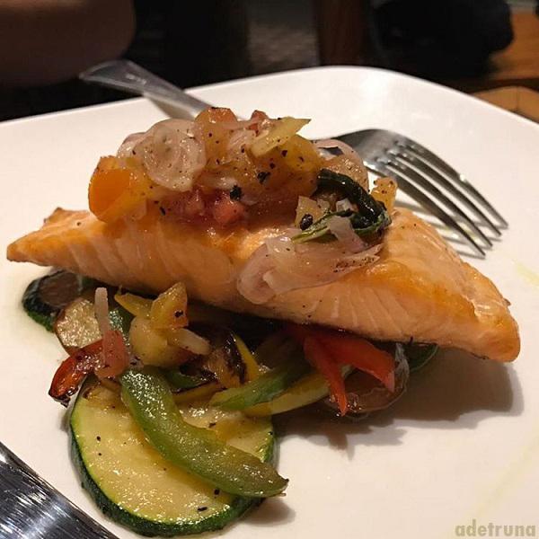 Wow ... Ikan Salmon Sumber Protein Berkualitas Tinggi