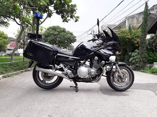 FOR SALE :  Yamaha XJ900 Diversion PATWAL th. 2002  IDR : 117.000.000,-  .