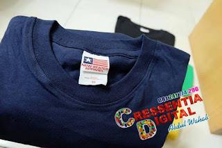 Baju Polos NEW STATES APPAPREL ORIGINAL Warna Biru Dongker