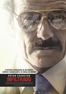 The Infiltrator - Poster Nacional & Segundo Trailer