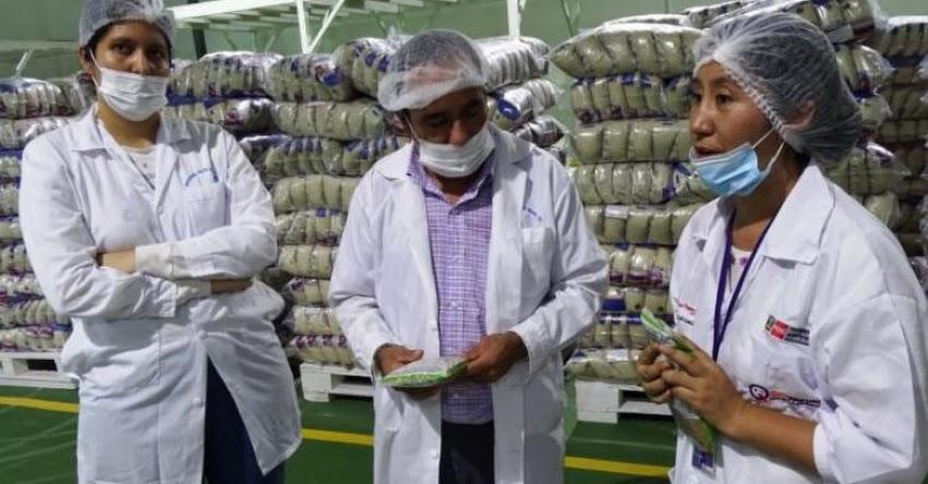 QALI WARMA: Presidente de la Federación Regional de Rondas Campesinas de Piura se compromete a participar en la vigilancia social del servicio alimentario - www.qaliwarma.gob.pe