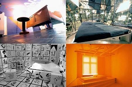 weird and wonderful hotels funnilogy. Black Bedroom Furniture Sets. Home Design Ideas
