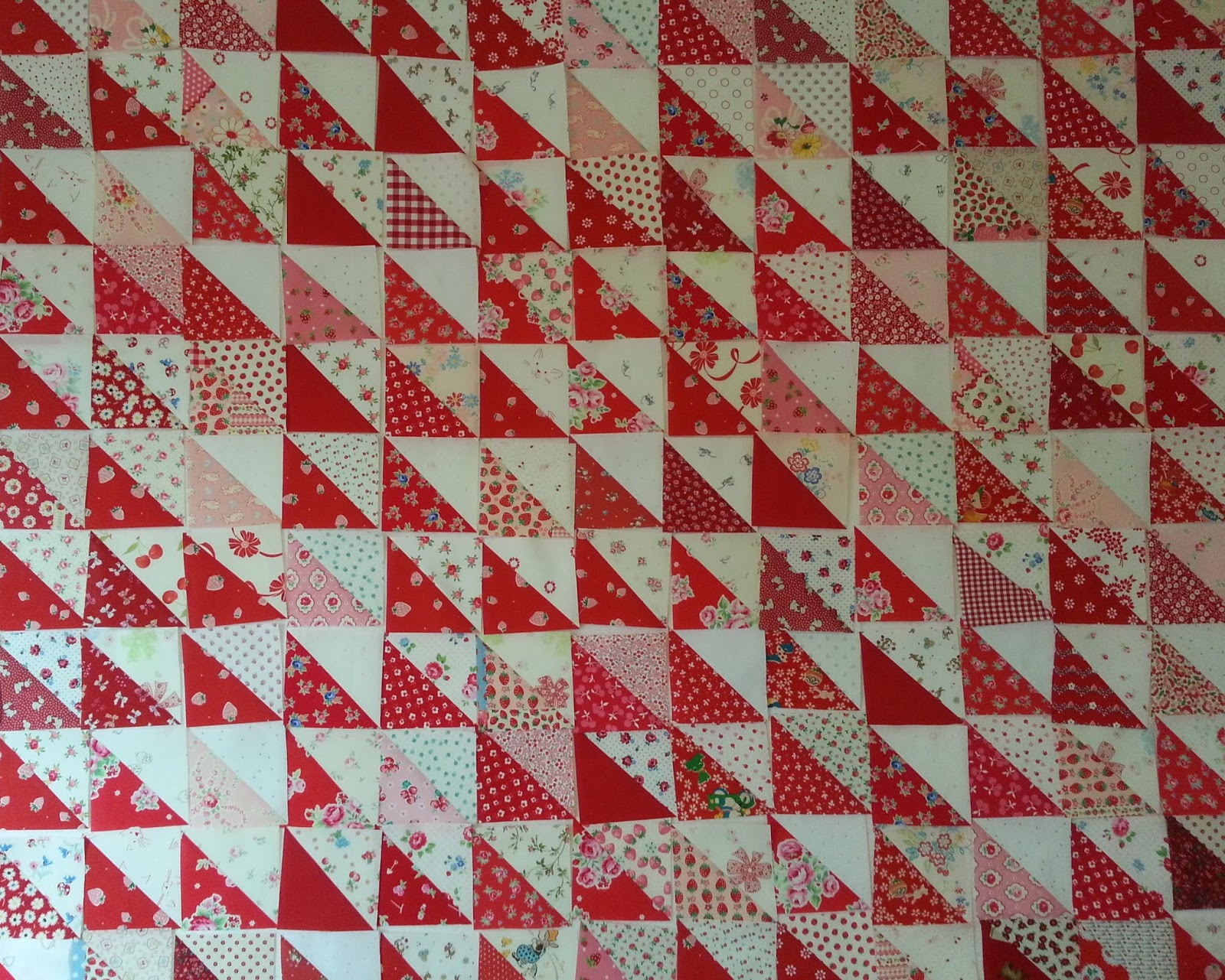Modern Story Quilts 2017 Q2 Finish A Long Projects