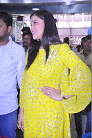 Mannara Chopra Looks Cute in Yellow Salwar Suit ~  Exclusive 39.JPG
