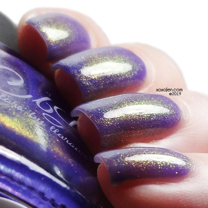 xoxoJen's swatch of Colors by Llarowe Bohemian Rhapsody