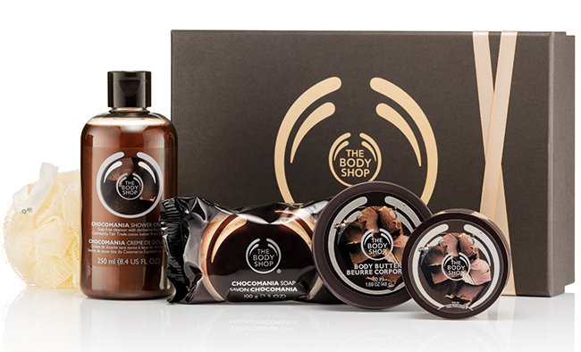 The Body Shop Chocomania
