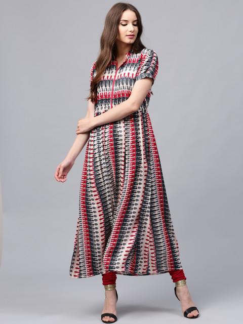 Anarkali- A New Age Style Statement   Ft. Myntra.com