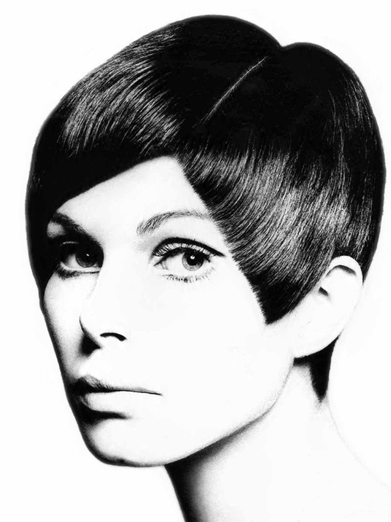 vidal sassoon hair styles vidal sassoon s most iconic haircuts in the 1960s 3137