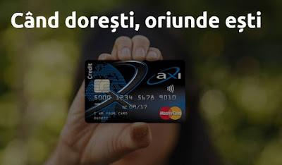 pareri oferta axi card de credit nebancar
