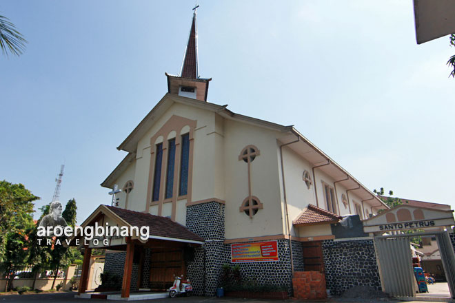 gereja katolik santo petrus solo