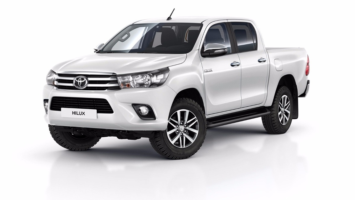 2017 Toyota Hilux Owners Manual Pdf