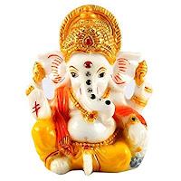 Ganapati Gakara Ashtottara Sata Namavali  in Telugu