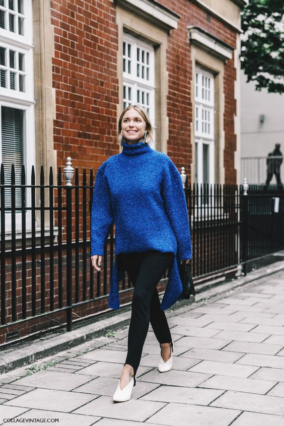 Pernille Teisbaek London Fashion Week LFW SS17 Street Style