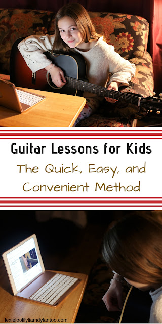 Guitar Lessons for Kids - The Quick, Easy, and Convenient Method using Fender Play!  #FenderPlay #guitar #music {#sponsored @FenderPlay)