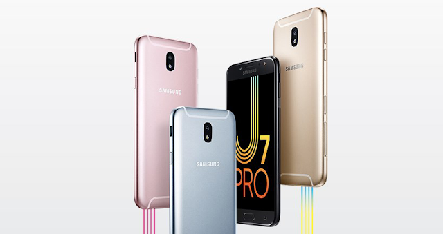 Samsung launches Galaxy J Pro (2017) series in Malaysia