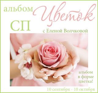 СП Альбом Цветок