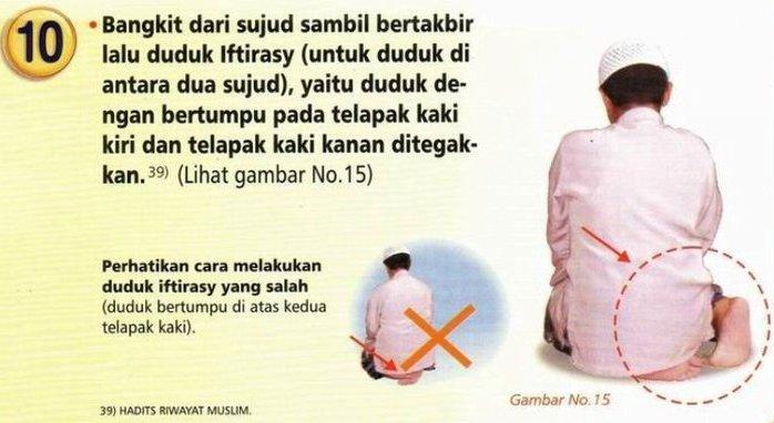 Tuntunan Sholat: Doa Atau Bacaan Ketika Duduk Diantara Dua ...