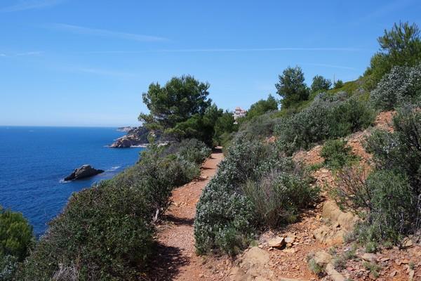 côte bleue randonnée ensuès la redonne calanque anthénors
