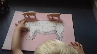 lapsi sika palapeli museo Kansallismuseo