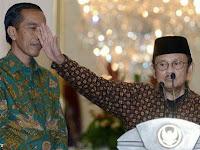 Sejarah Mencatat: Jokowi tak Punya Nyali Berhentikan Ahok