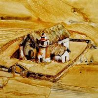 Pintura paisajes en venta Maria Teresa Berrios