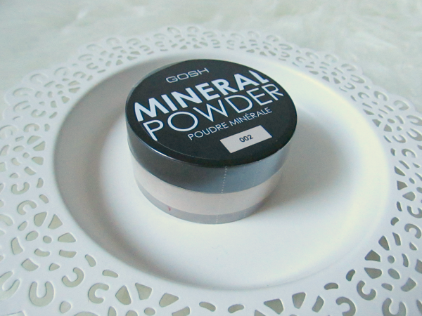 GOSH Mineral Powder - 002 Ivory
