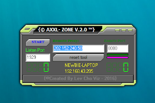 Inject Axis AXXL- ZONE V.2.0 ™ 100% Work