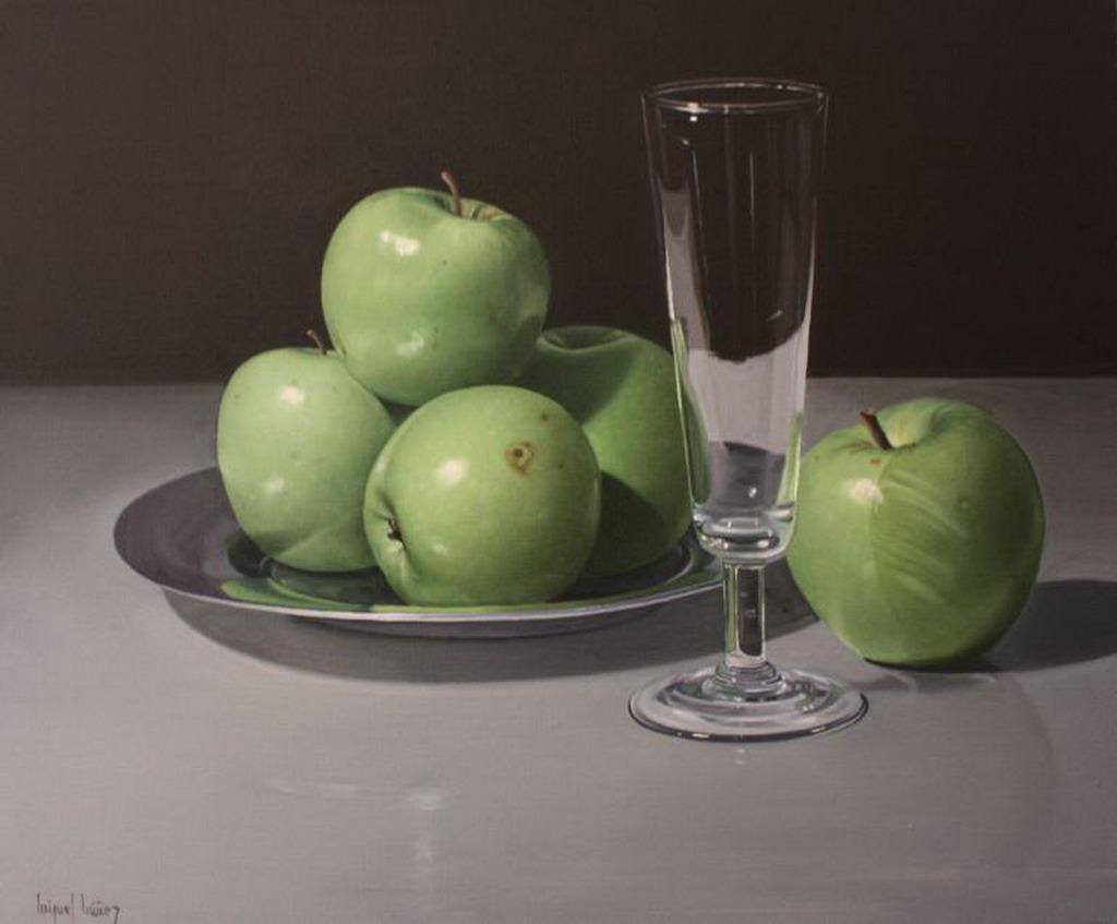 Cuadros modernos pinturas y dibujos bodegones de fresas for Pinturas bodegones modernos