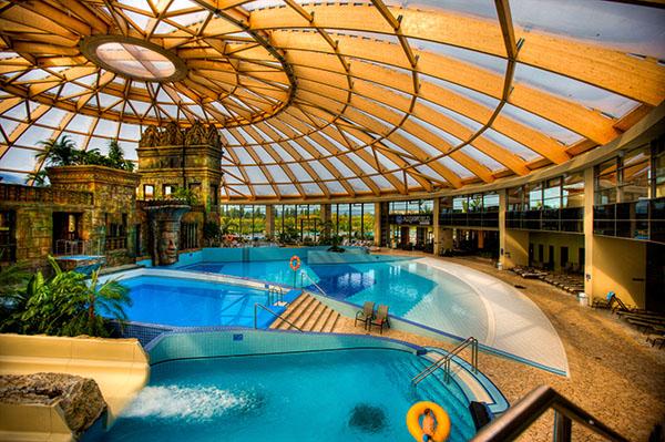 Aquapark Budapeszt