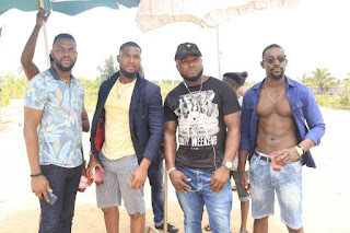 Meet the 4 stunningly hot men starring in the movie ?The Eve?, coming to cinemas soon