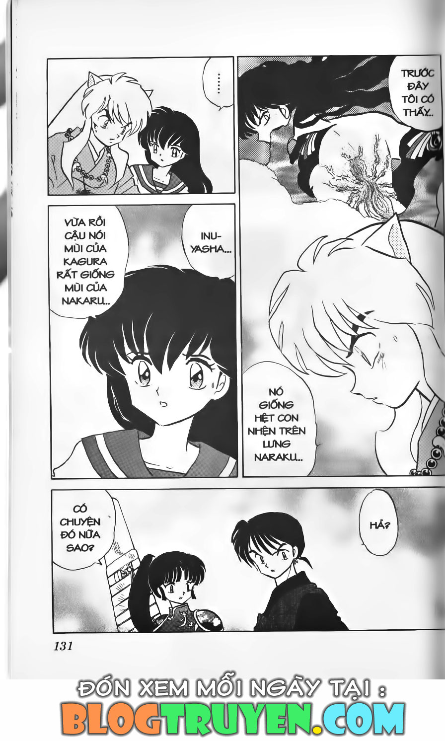 Inuyasha vol 15.7 trang 17