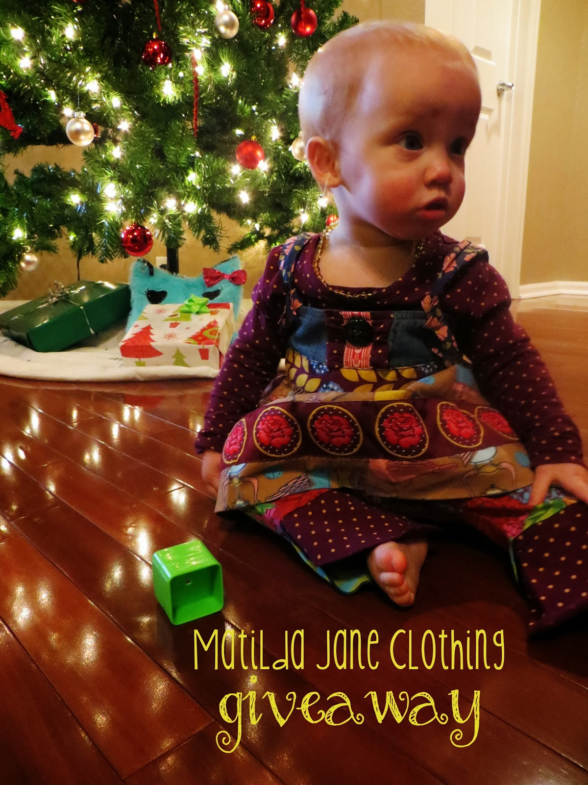 #Win $50 to the trendy, whimsy Matilda Jane Clothing company! Their designs are youthful, playful and expressive. #babyfashion #trendybaby