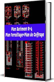 Plan Batiment R+4