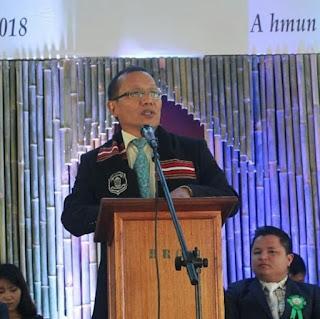 IAS Lalnunmawia Chuaungo