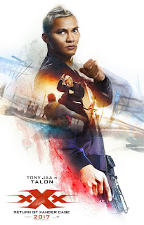 xXx: Return of Xander Cage Tony Jaa Poster (37)